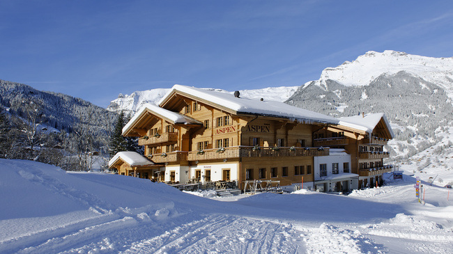 Hotels in grindelwald  : Aspen