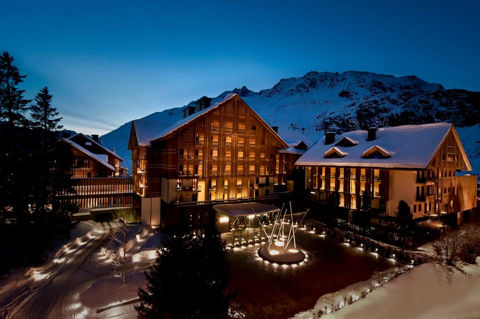 Hotels in andermatt  : The Chedi